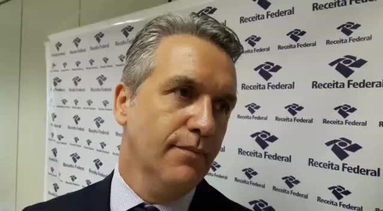 Iágaro Martins, da Receita Federal, comenta queda no valor das autuações em 2016