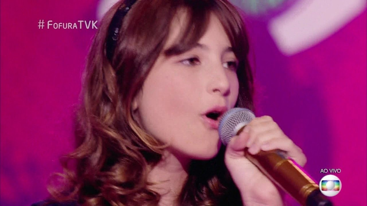 "Giulia Soncini canta ""We don't talk anymore"""