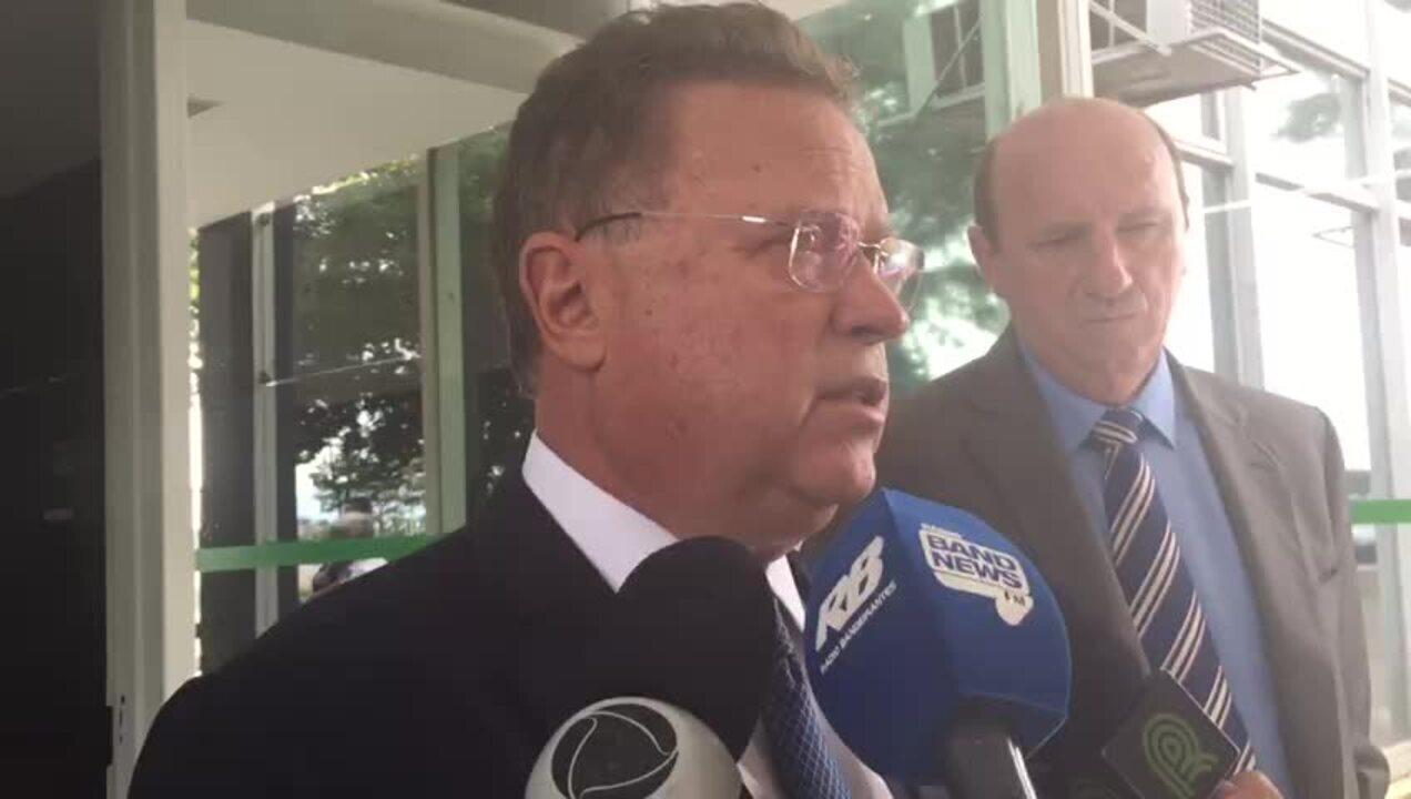 Ministro da Agricultura, Blairo Maggi, minimiza problemas no setor de carnes no Brasil
