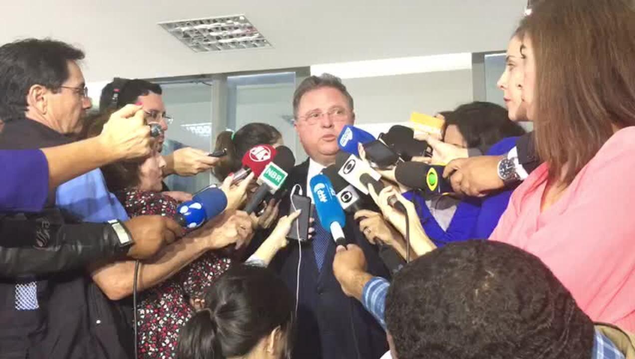 Ministro Blairo Maggi fala da possibilidade de retaliação ao Chile
