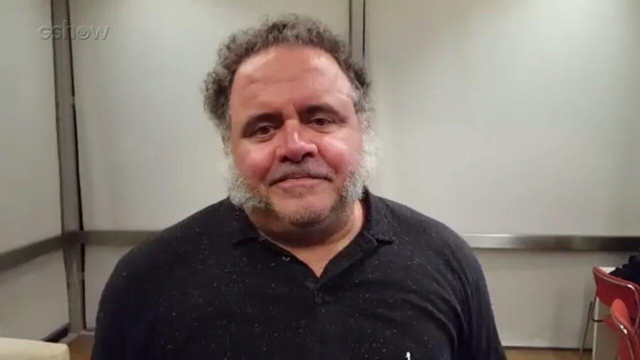 Léo Jaime fala sobre estreia de Novo Mundo