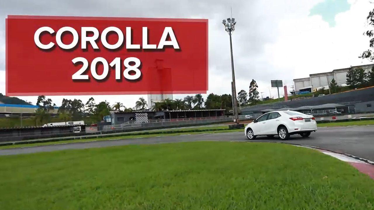 Toyota Corolla: primeiras impressões do G1