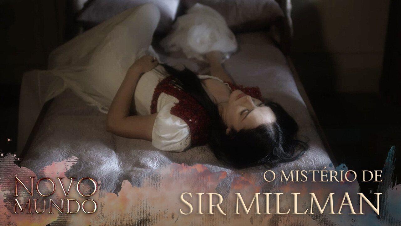 Autores falam sobre o misterioso desaparecimento de Sir Millman