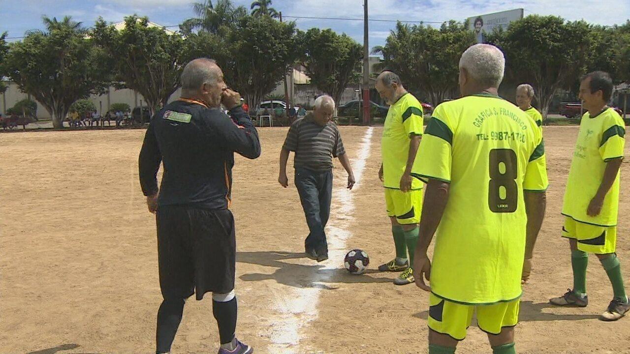 Copa Nonato Neves de futebol sênior é realizada em Porto Velho