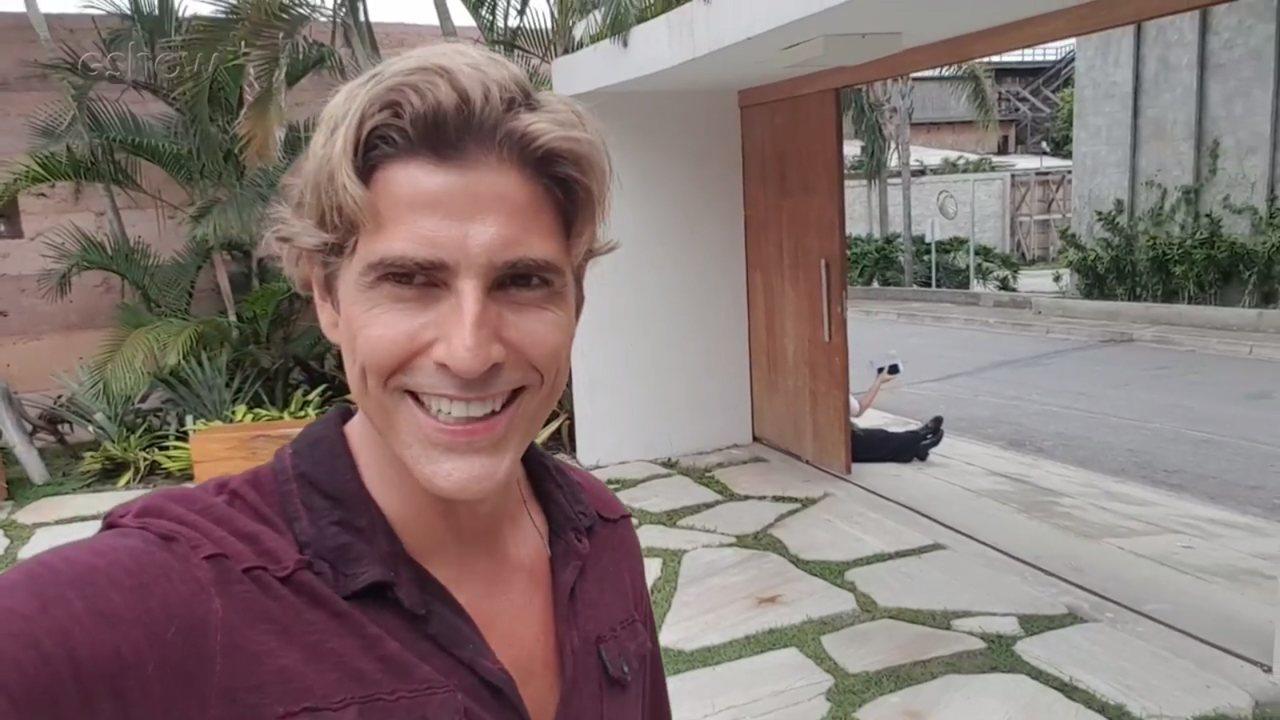 Reynaldo Gianecchini elege sua cena inesquecível de 'A Lei do Amor'