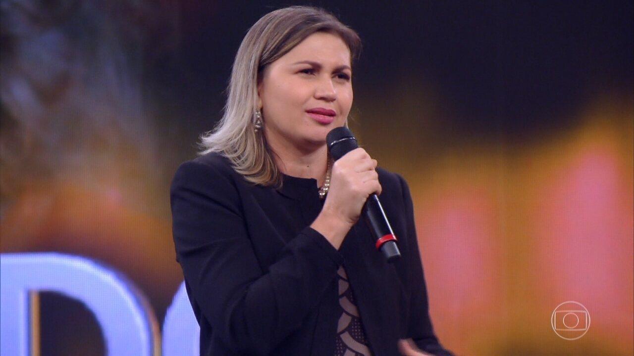 Lílian do Prado é homenageada no 'Especial Inspiração'