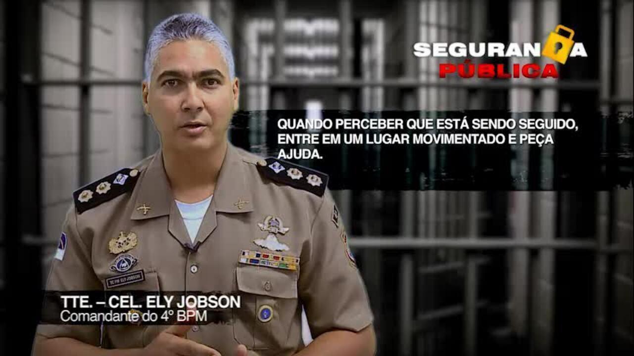 Segurança Pública: Tenente Coronel Ely Jobson dá dicas de deslocamento