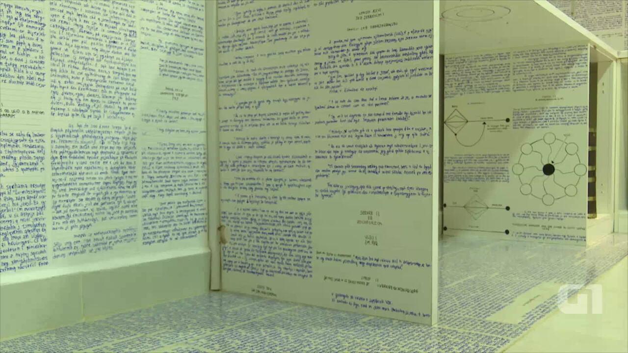 Jovem deixou 14 livros escritos à mão e criptografados antes de sumir