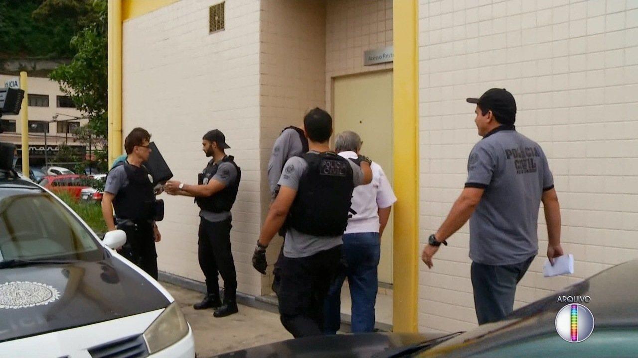 Ex-assessores do ex-vereador de Petrópolis, Vadinho, também consguiram a liberdade