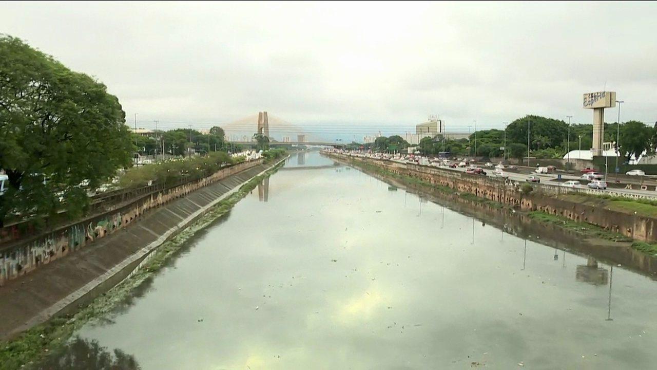Sabesp fez o menor investimento na despoluição do Rio Tietê em 5 anos, mesmo com lucro