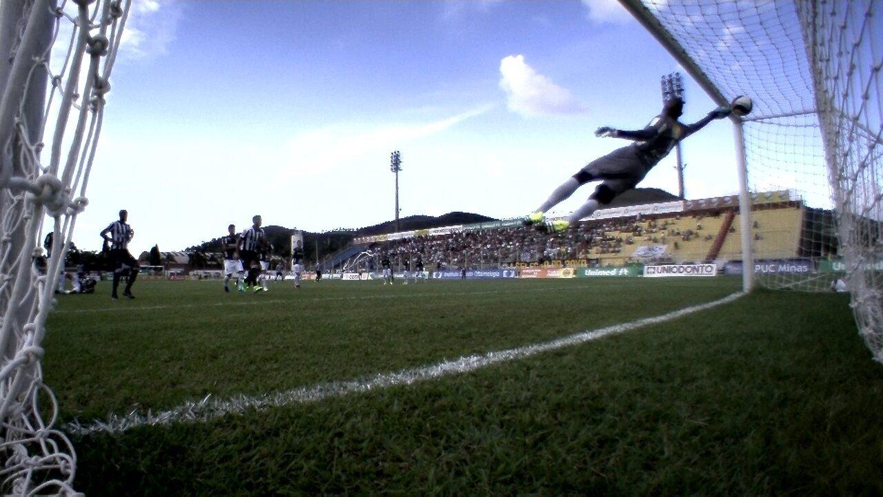 Melhores momentos de Caldense 2 x 1 Atlético-MG, pelo Campeonato Mineiro