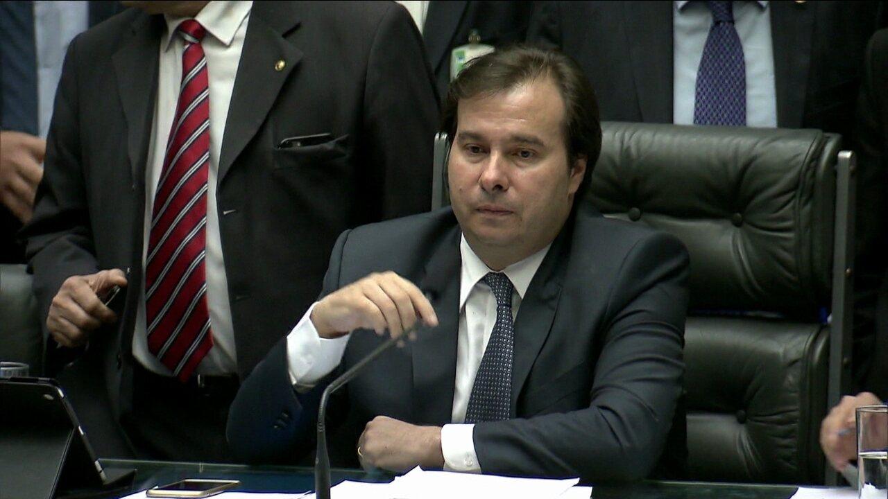 Rodrigo Maia está entre os políticos listados pelo Ministro Edson Fachin