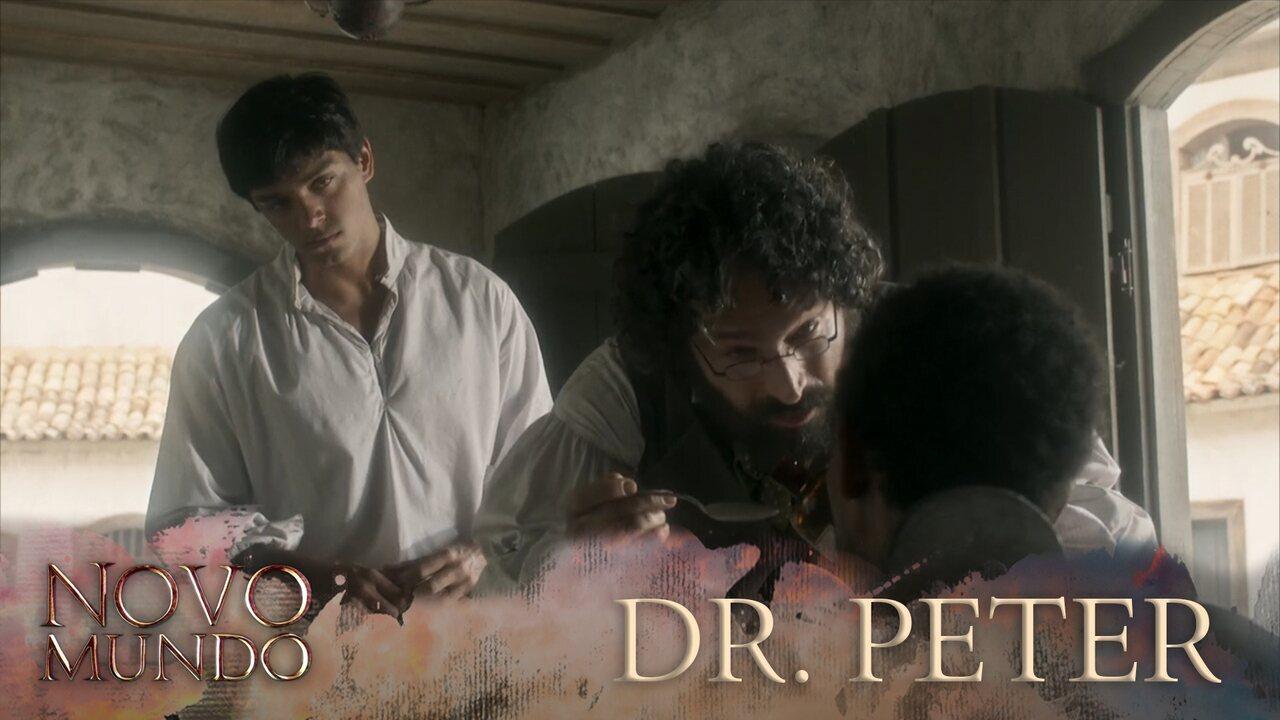 Autores falam sobre o futuro de Dr. Peter em 'Novo Mundo'