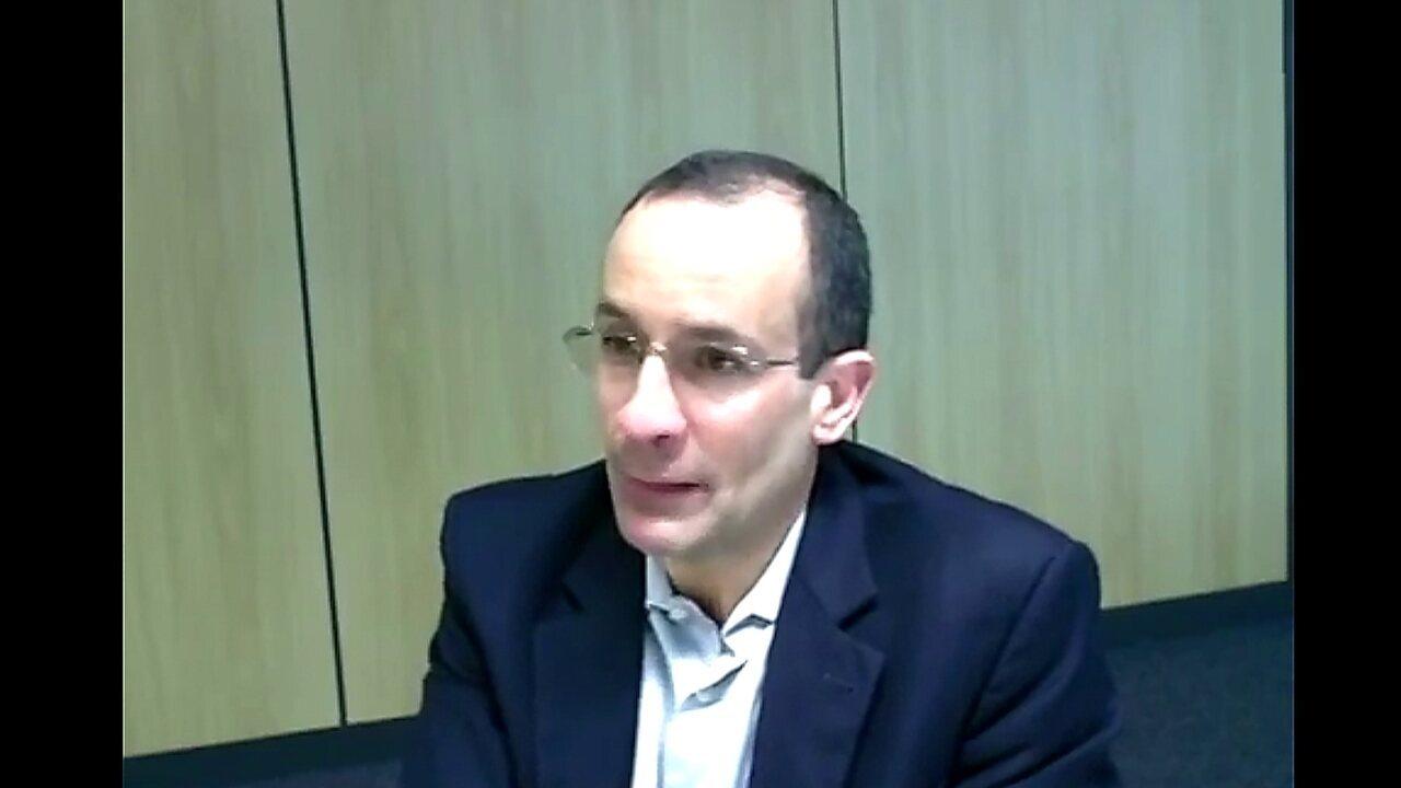 Marcelo Odebrecht cita relação com presidência da República - Parte 02