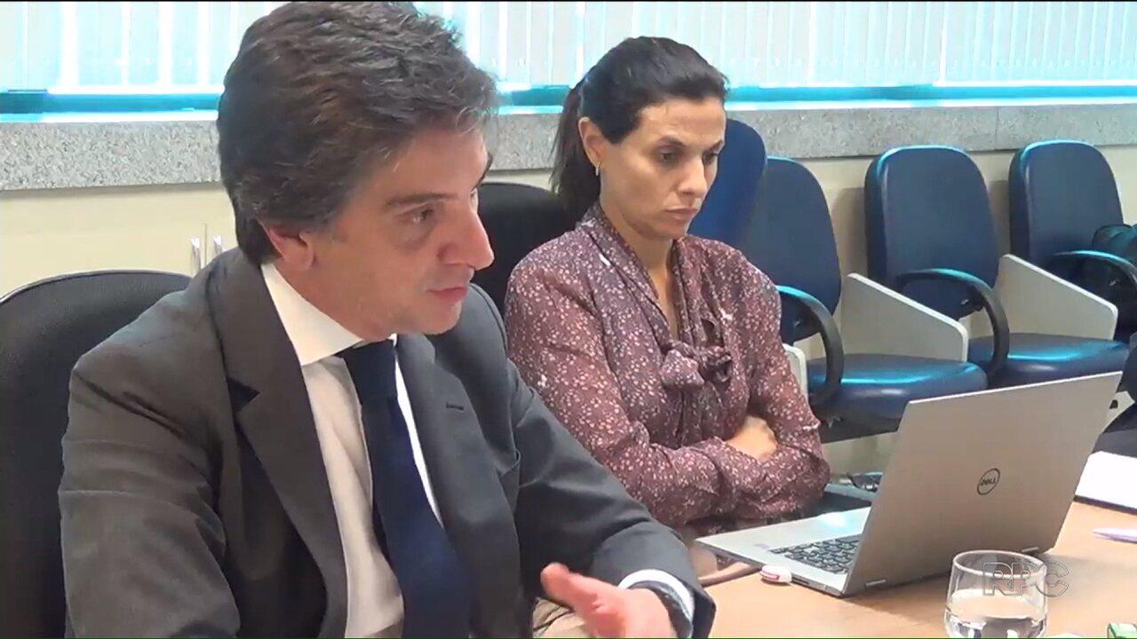 Ex-presidente da Odebrecht Ambiental fala sobre doação para campanha de Osmar Dias
