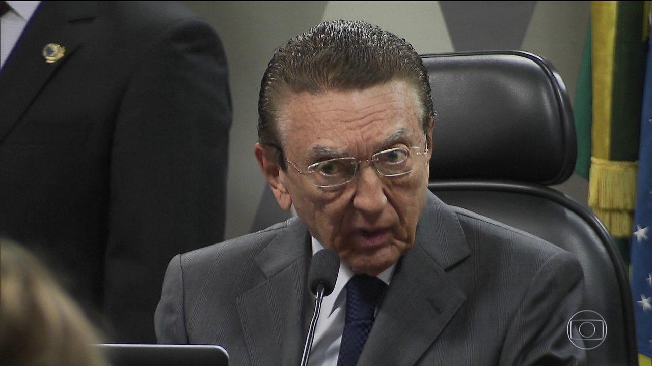 Lobão é suspeito de receber R$ 5,5 milhões de propina da Odebrecht