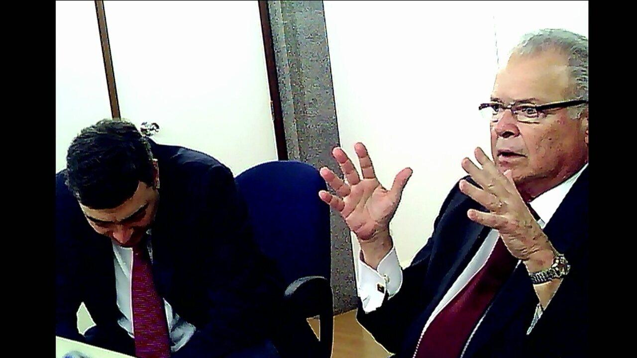 Emilio Odebrecht afirma que Fernando Henrique Cardoso pediu ajuda para empreiteira em 1994