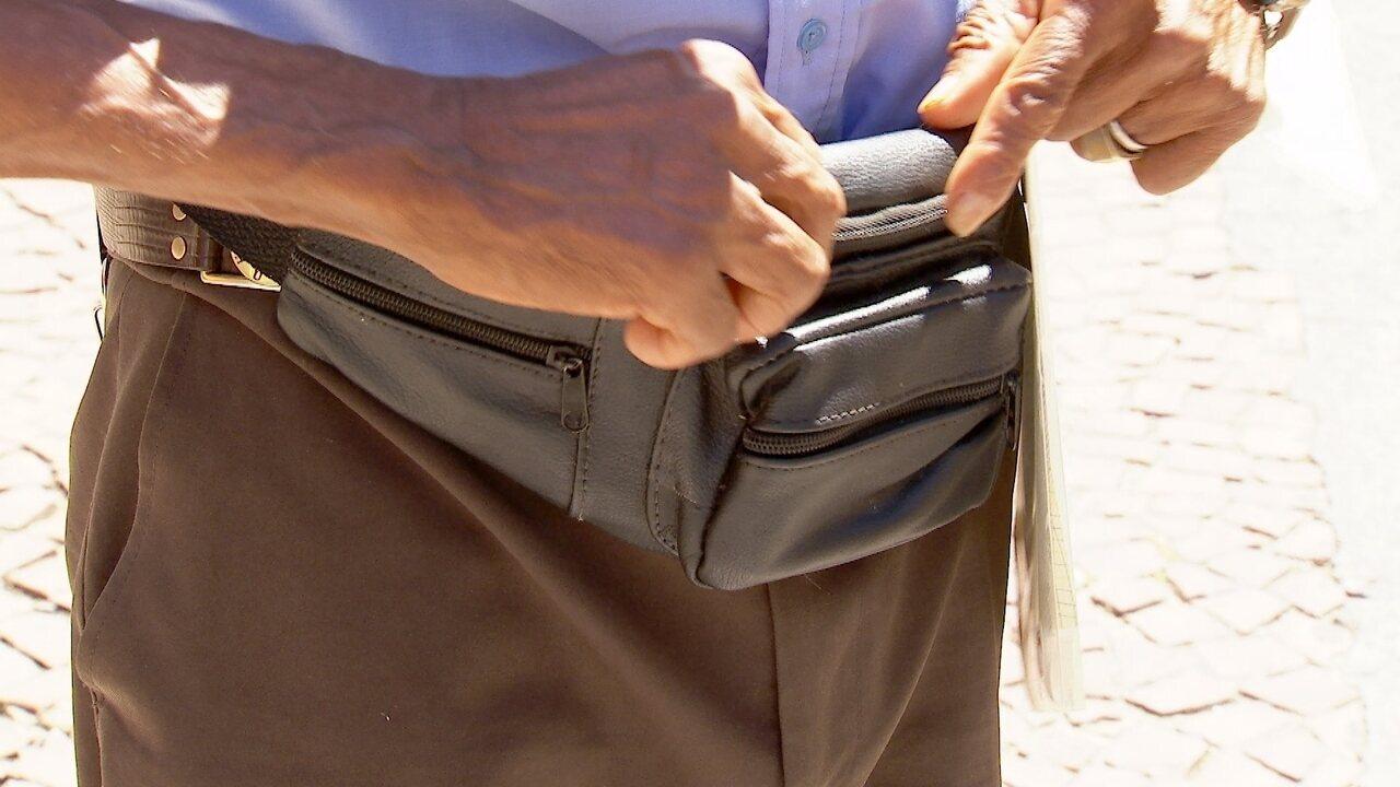 As pochetes estão de volta!
