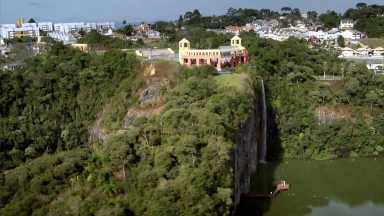 'Como Será?' veio para Curitiba conhecer as belas paisagens da capital paranaense
