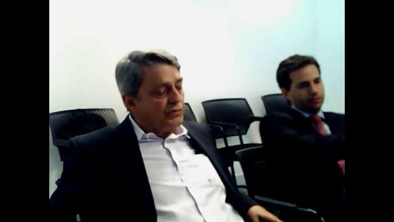 Vídeo da delação de Ariel Parente sobre pagamento de caixa 2 a Fábio Faria e Robinson Faria