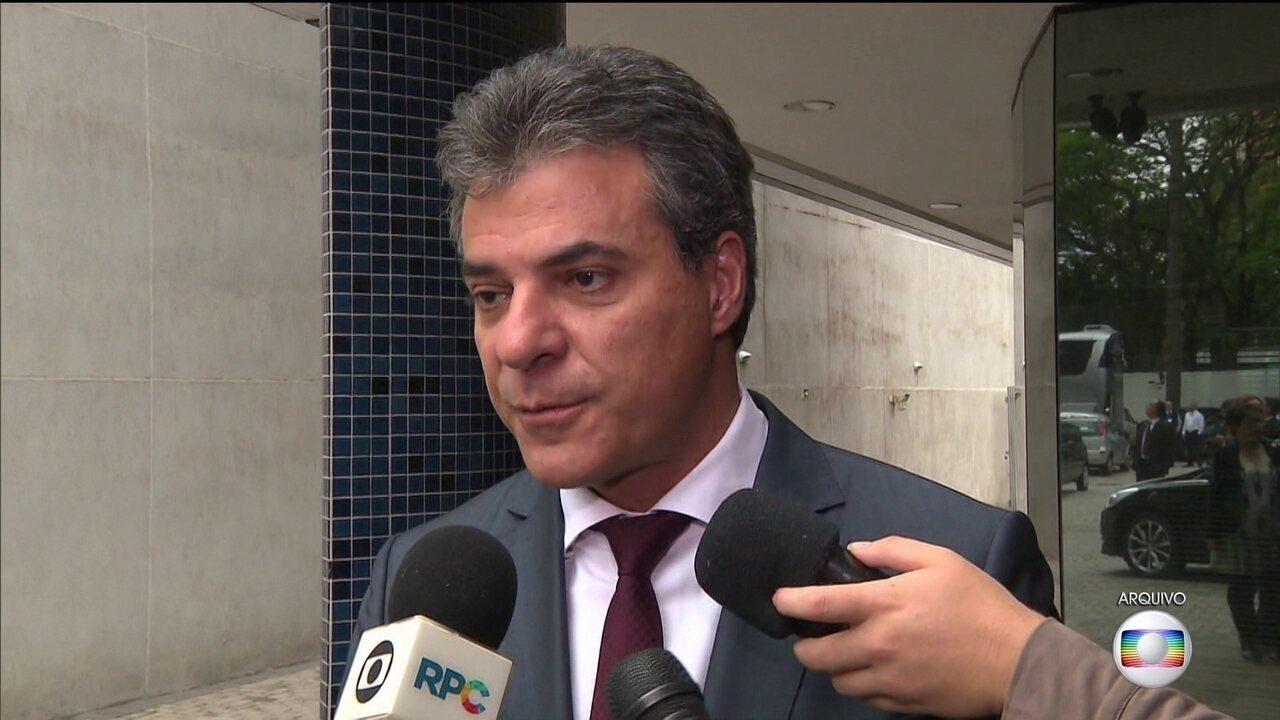 Beto Richa teria recebido R$3,5 milhões em campanhas, dizem delatores