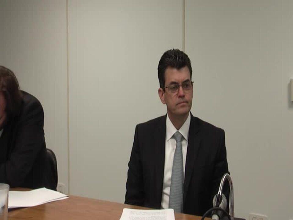 Carlos Fadigas fala sobre contribuição a senadores e deputados
