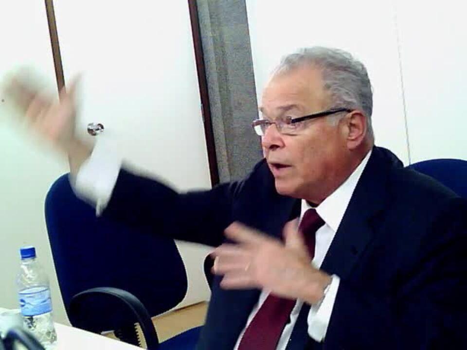 Emílio Odebrecht fala de conversa com Lula sobre o MP