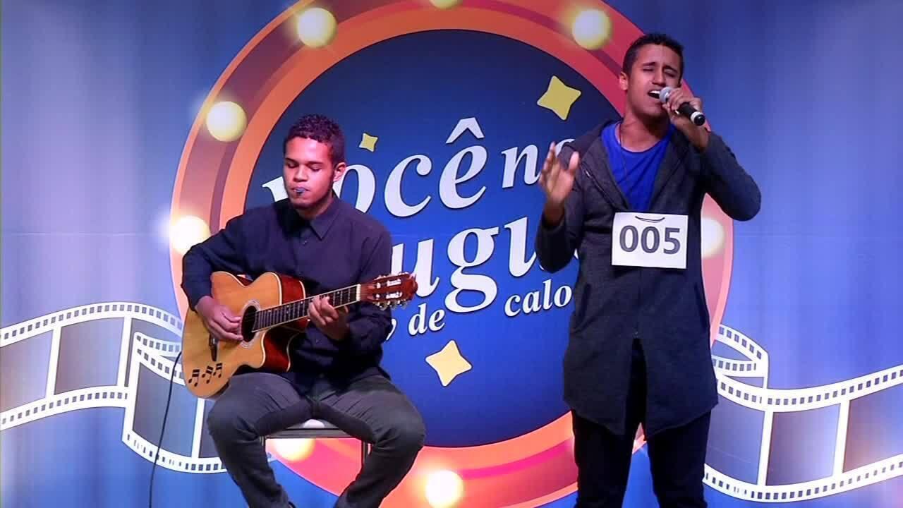Plugue mostra segundo dia de apresentações do Show de Calouros - parte 1