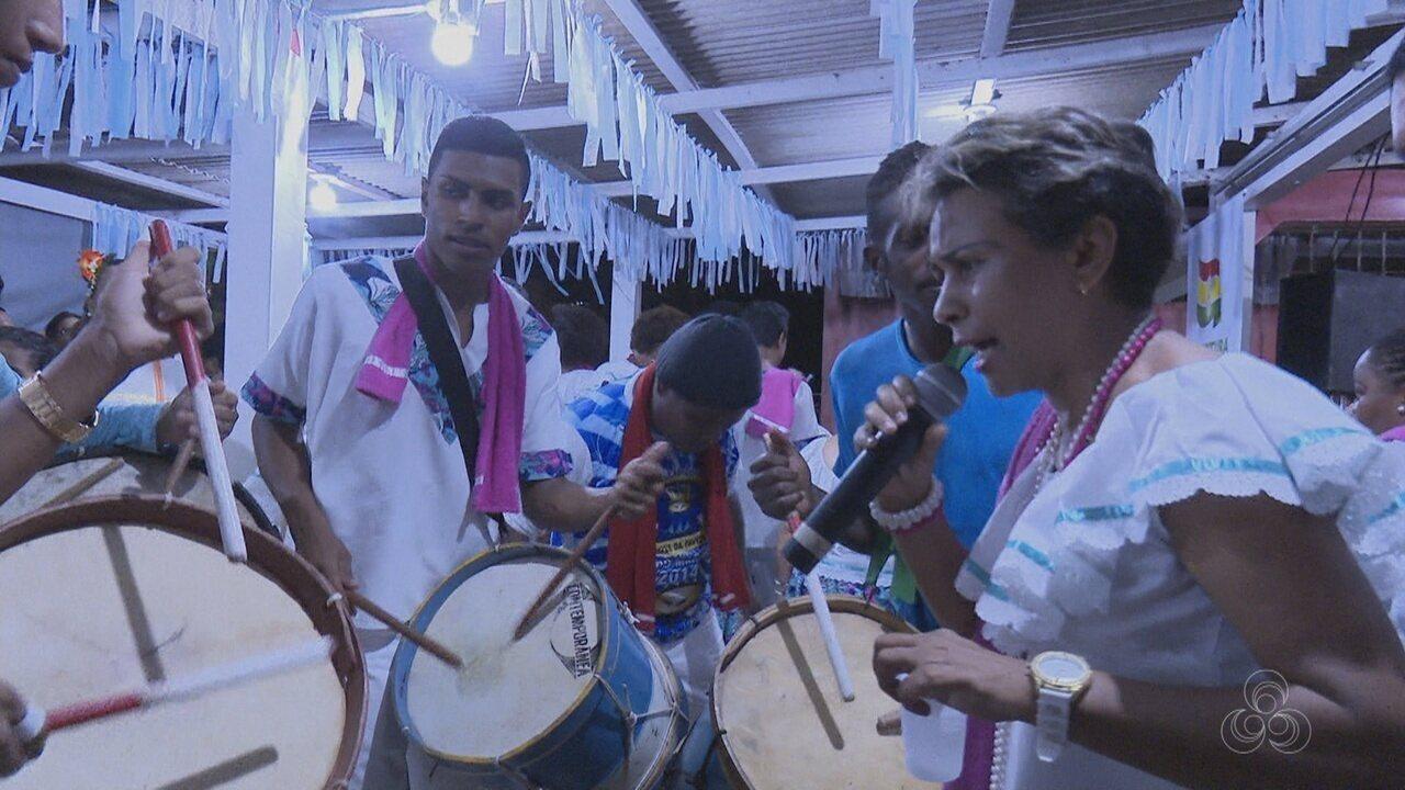 Grupos tradicionais iniciam Ciclo do Marabaixo com mais de 15 horas de festa