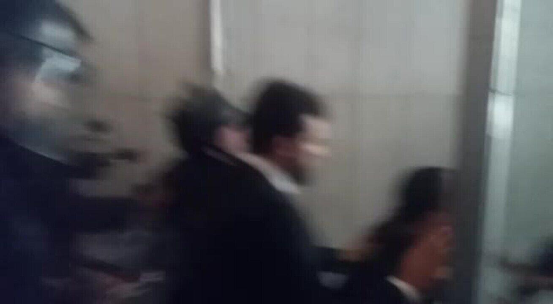 Policiais Civis invadem o Congresso Nacional