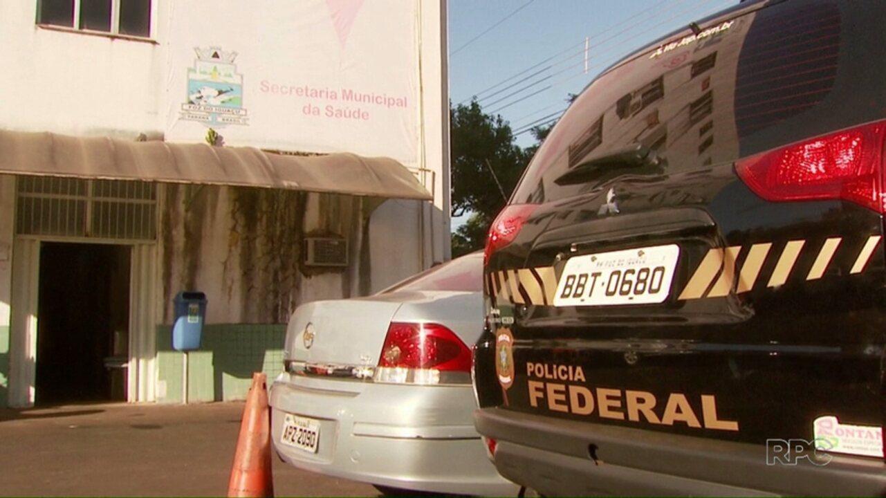 Operação Pecúlio completa um ano de prisões e investigações de corrupção em Foz