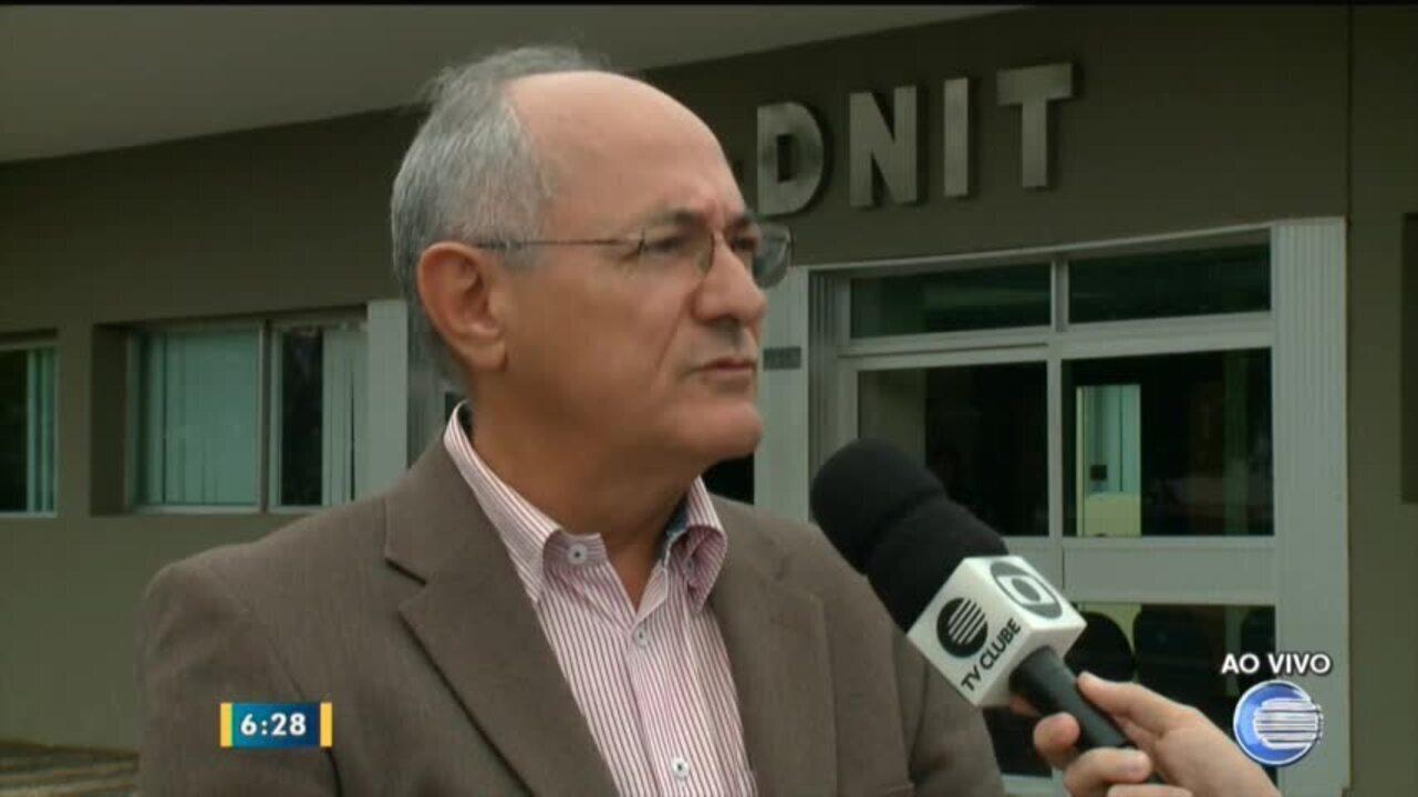 DNIT interdita ponte na BR-402 e ligação entre os litorais do Piauí e Ceará aumenta