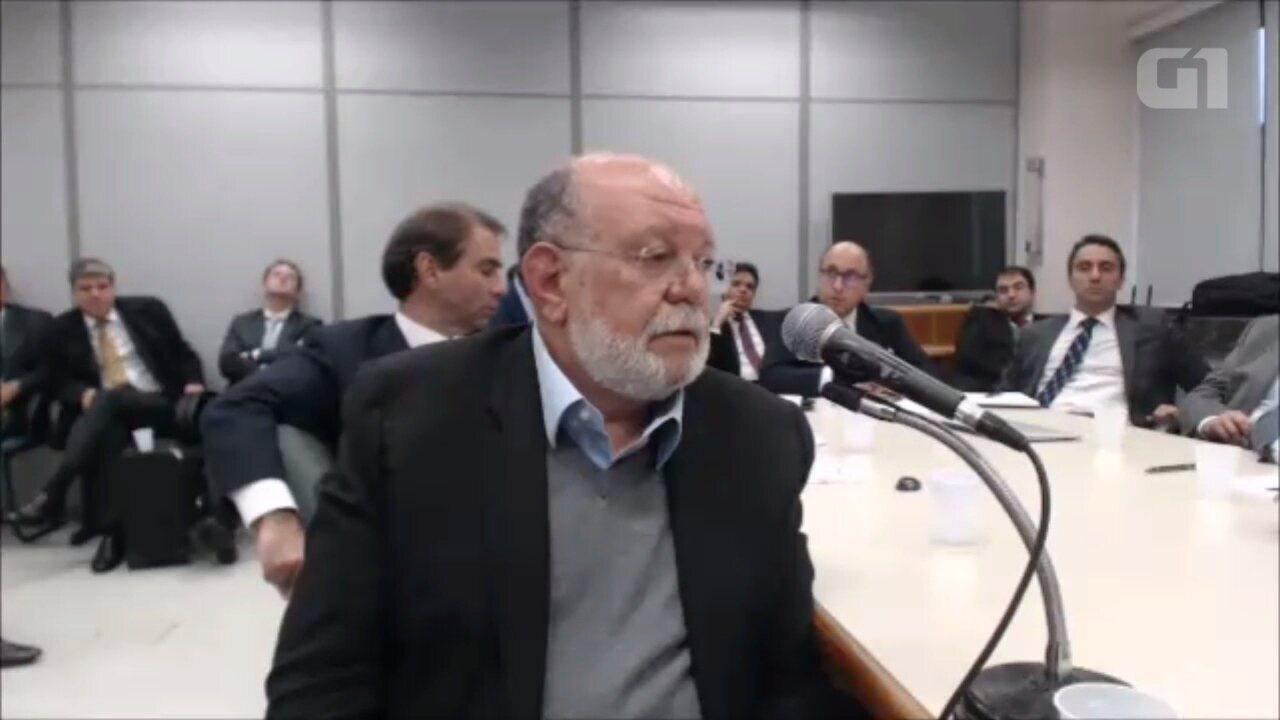 Léo Pinheiro fala sobre pedido para destruir provas