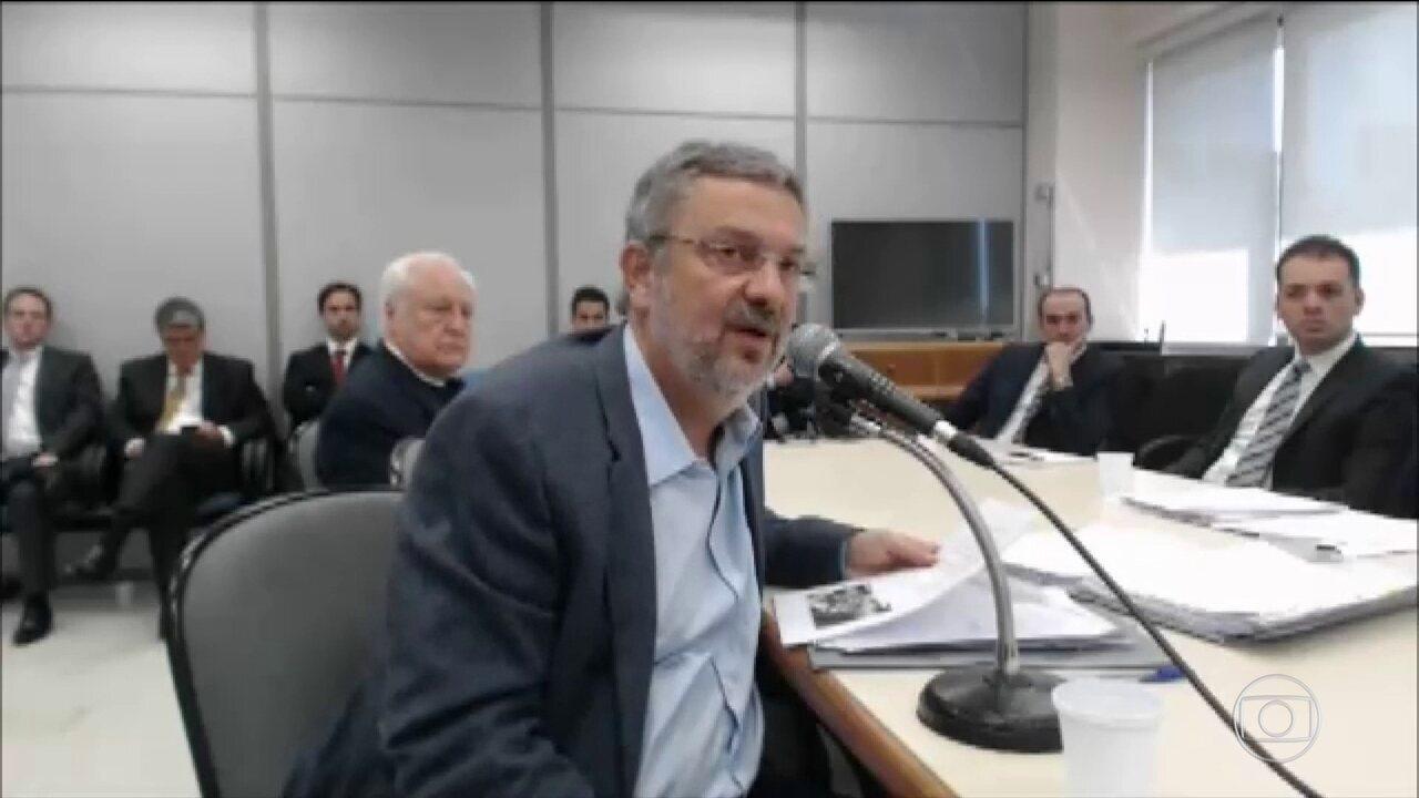 """""""Todas as campanhas eleitorais tiveram caixa dois"""", diz Palocci a Moro"""