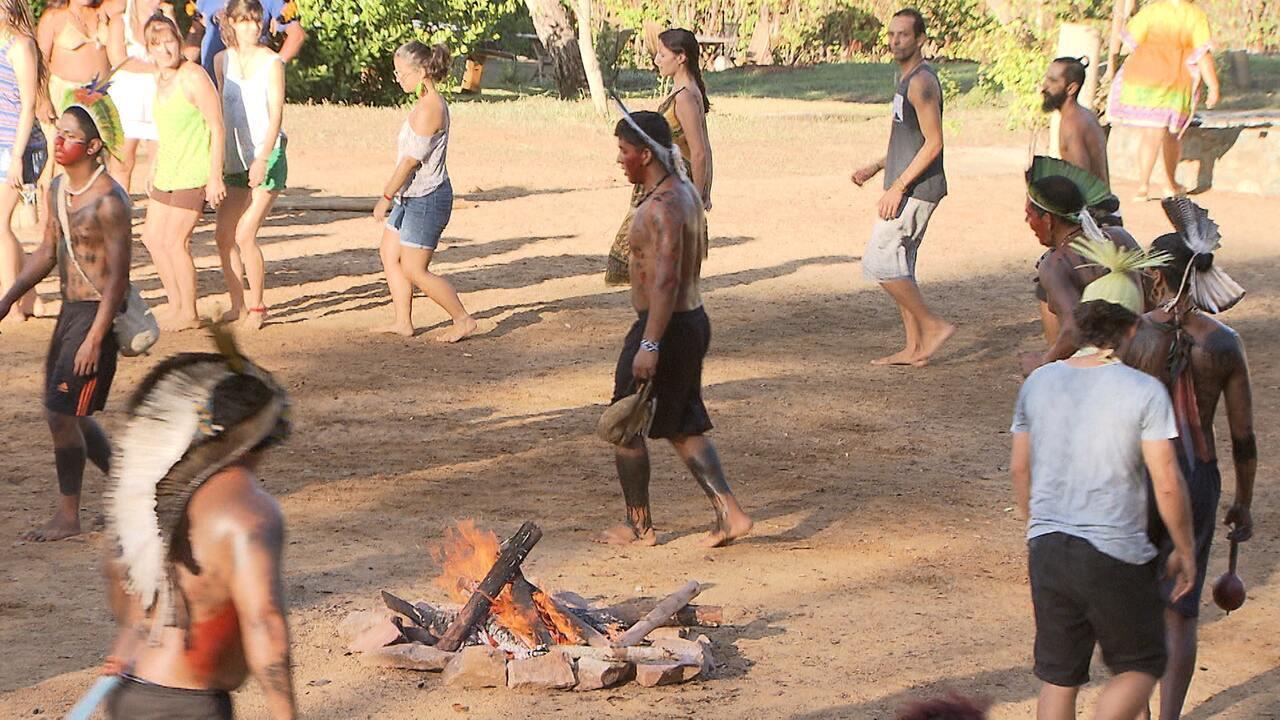 Em Imbassaí, encontro promove troca de experiências entre tribos e não-indígenas