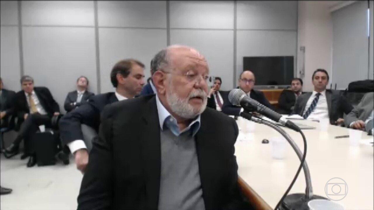 Lula mandou destruir provas de Caixa 2 do PT, diz ex-presidente da OAS