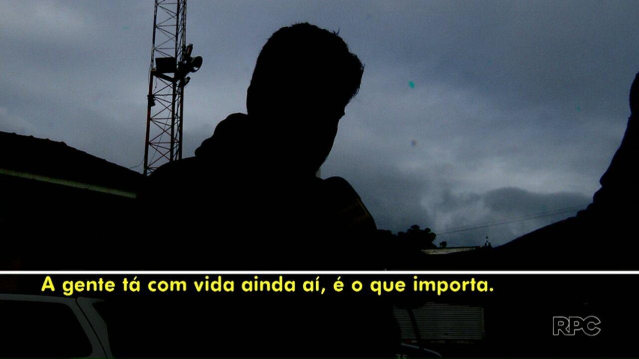 Turistas de São José do Rio Preto são assaltados na BR-277, perto de Matelândia