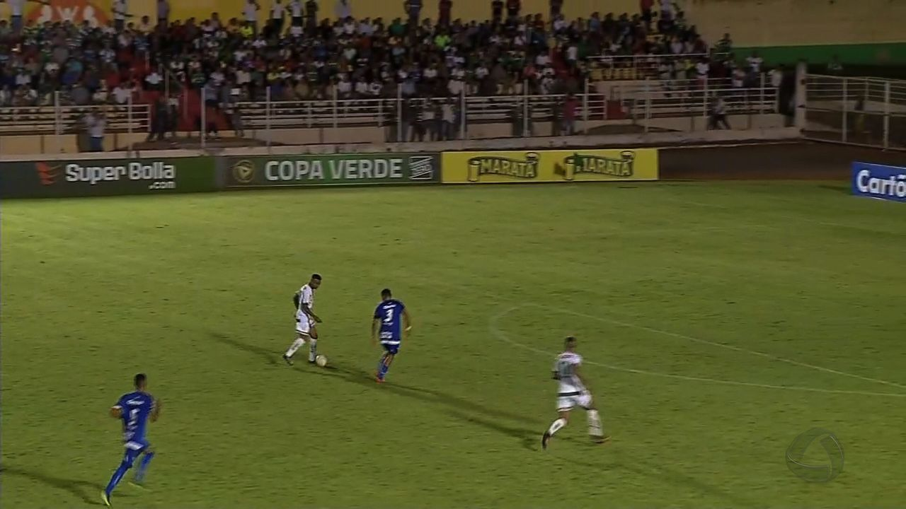 Luverdense vence Rondoniense e chega na final da Copa Verde