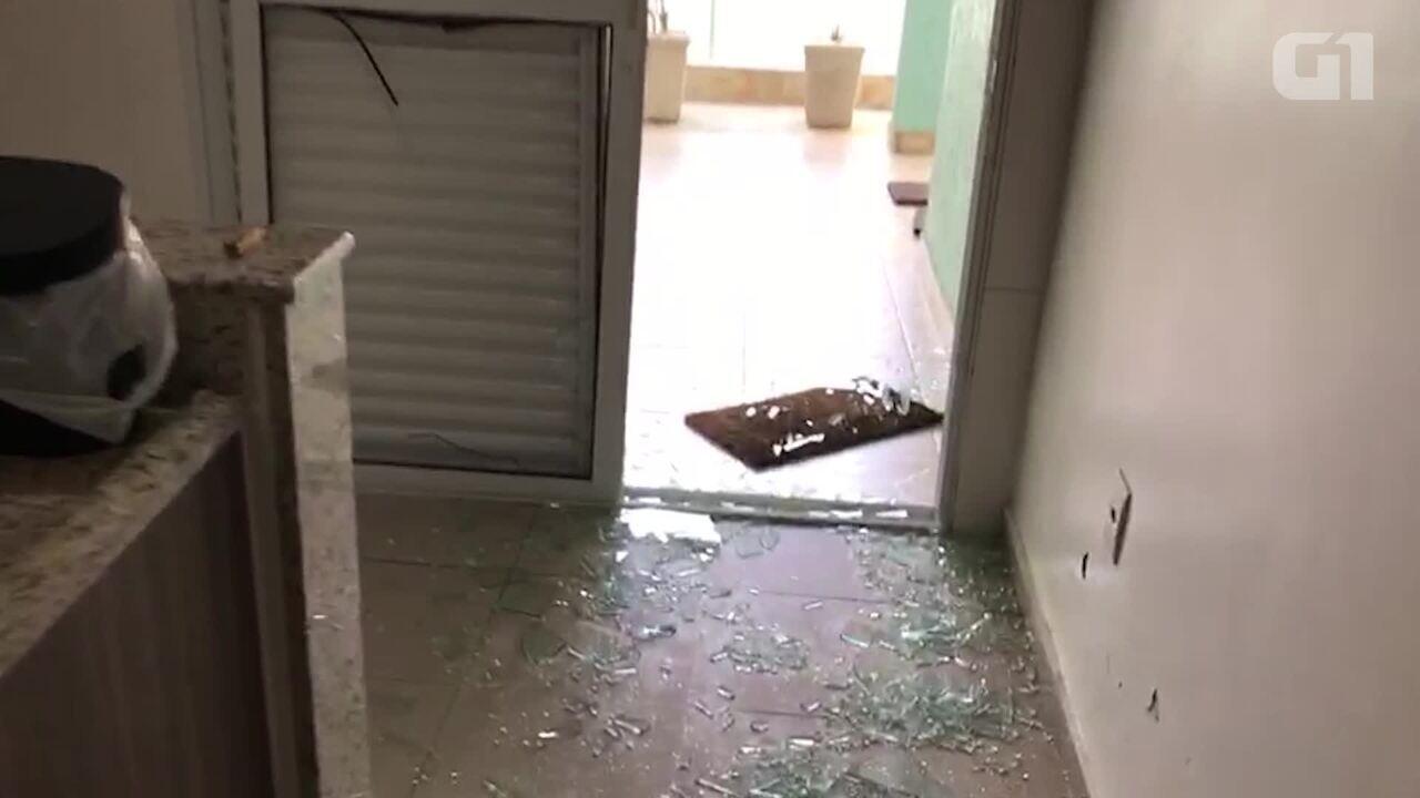 Vídeo mostra casa onde Carlinhos Três Pontes foi morto em ação policial