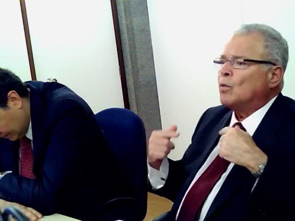 Delações: Emílio Odebrecht fala sobre negociações para evitar que Petrobras fosse concorrente da Braskem