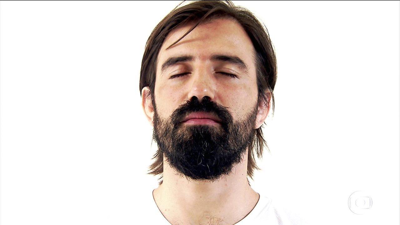 Fernando buscou autoconhecimento na meditação