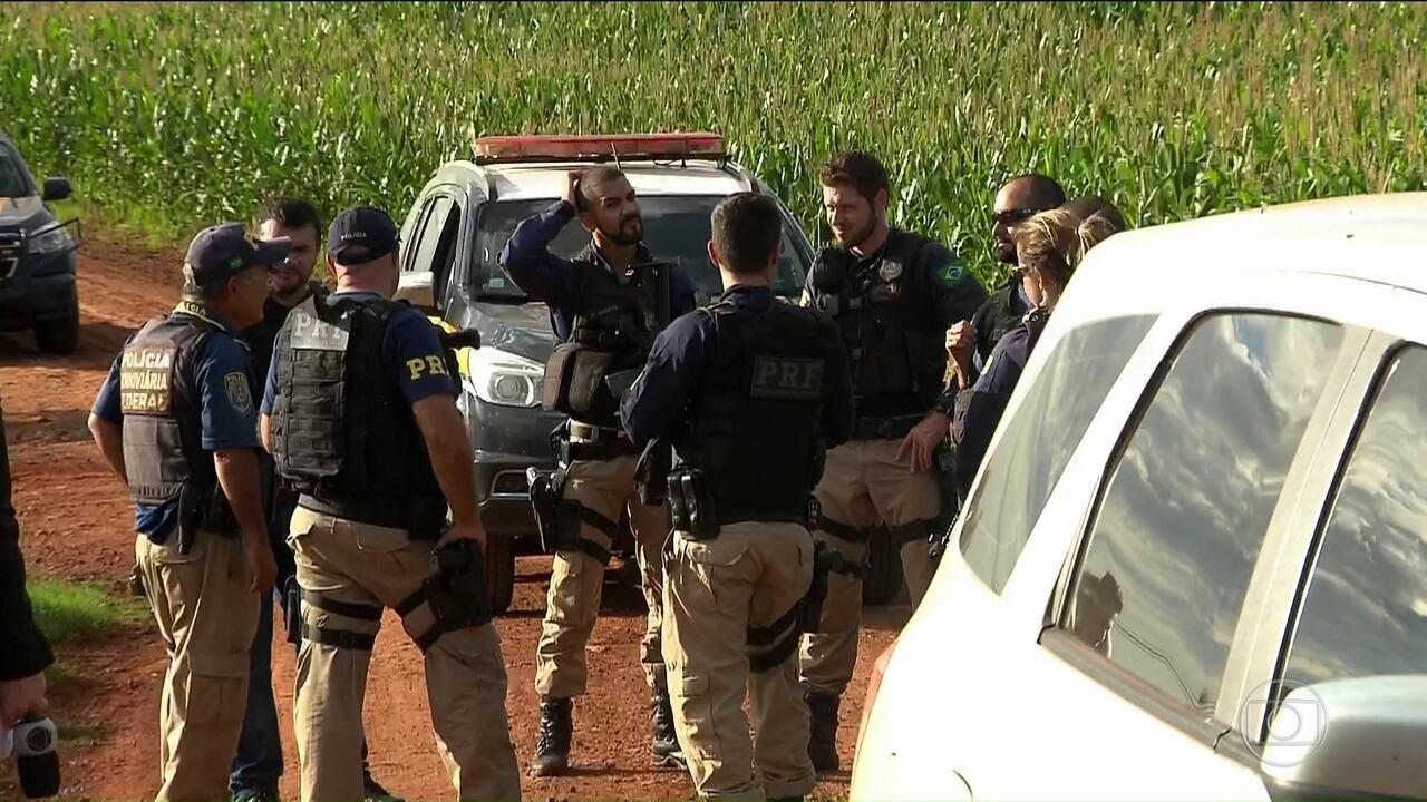 Três suspeitos do maior assalto já registrado no Paraguai são mortos