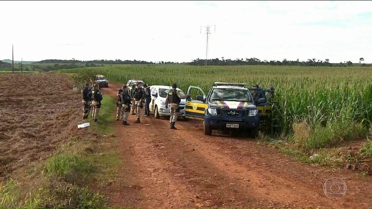 Doze brasileiros já estão presos por maior assalto do Paraguai