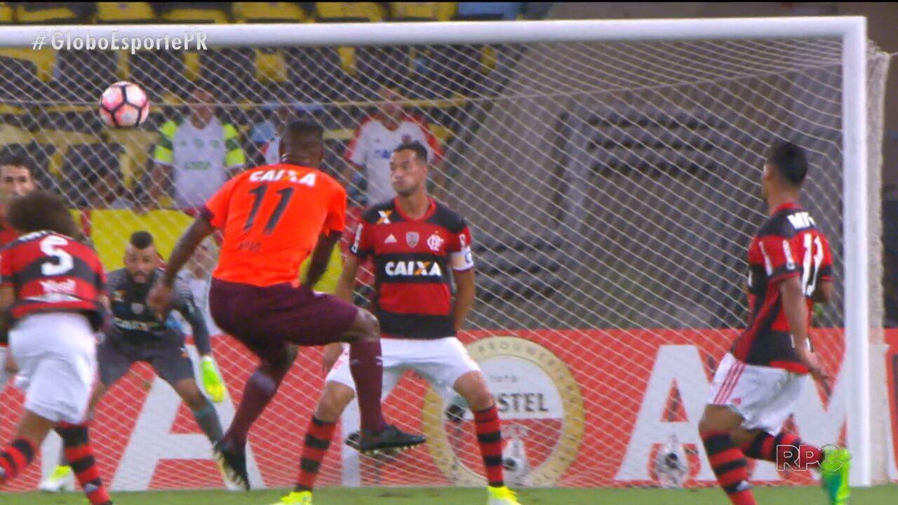 Globo Esporte aponta os caminhos para a classificação do Atlético