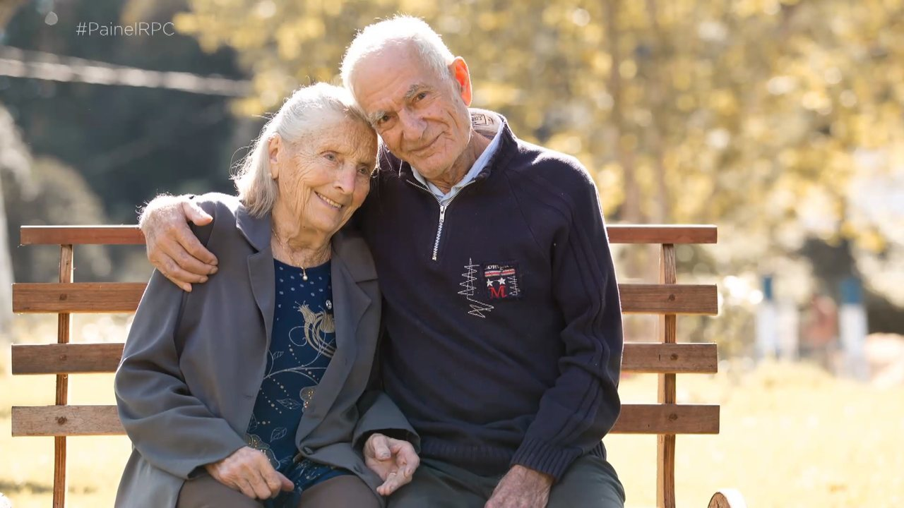 70 anos de casados