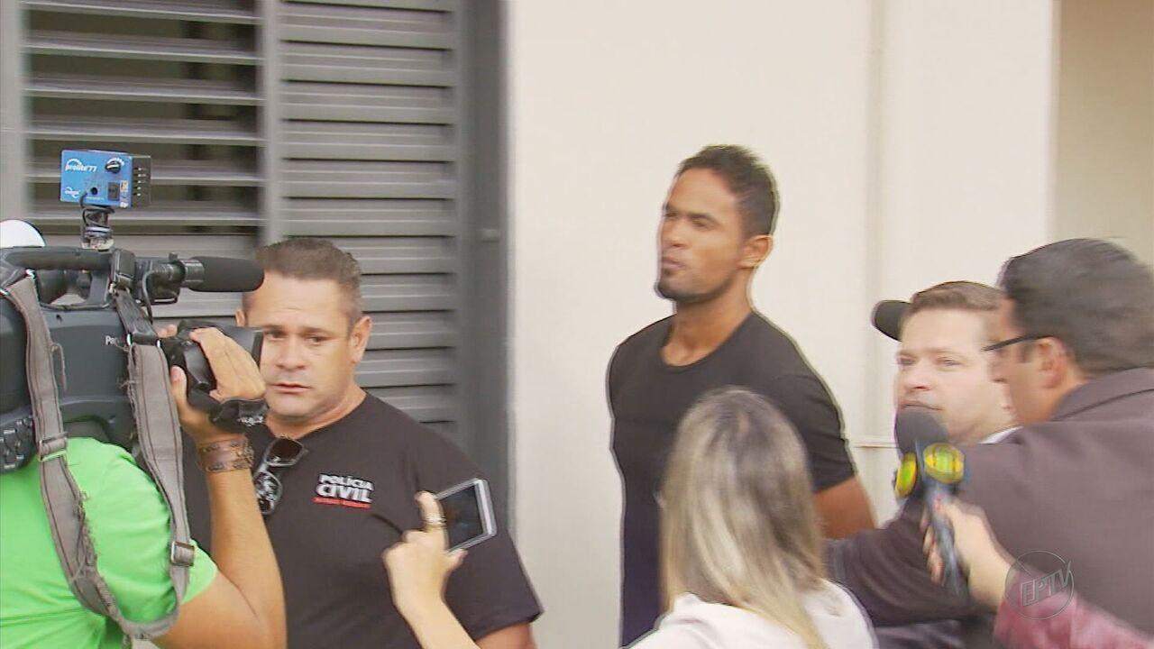 TJMG anuncia que goleiro Bruno cumprirá o restante da pena em Varginha (MG)