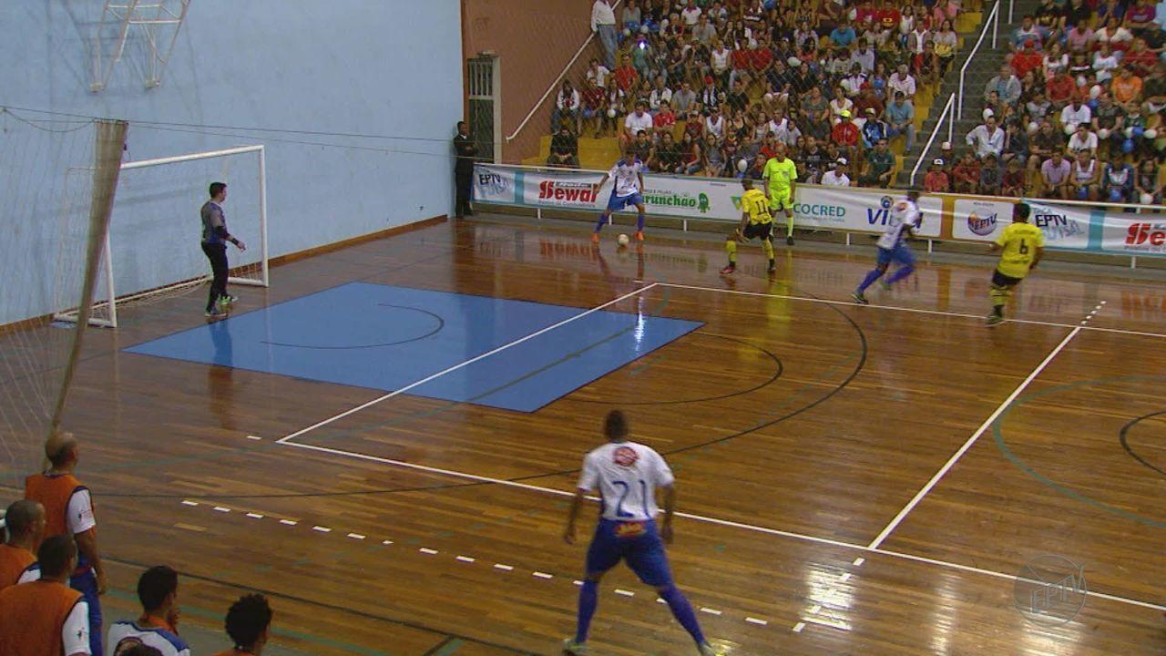 De virada, Jaboticabal vence Ituverava e garante o 3º lugar da Taça EPTV de Futsal