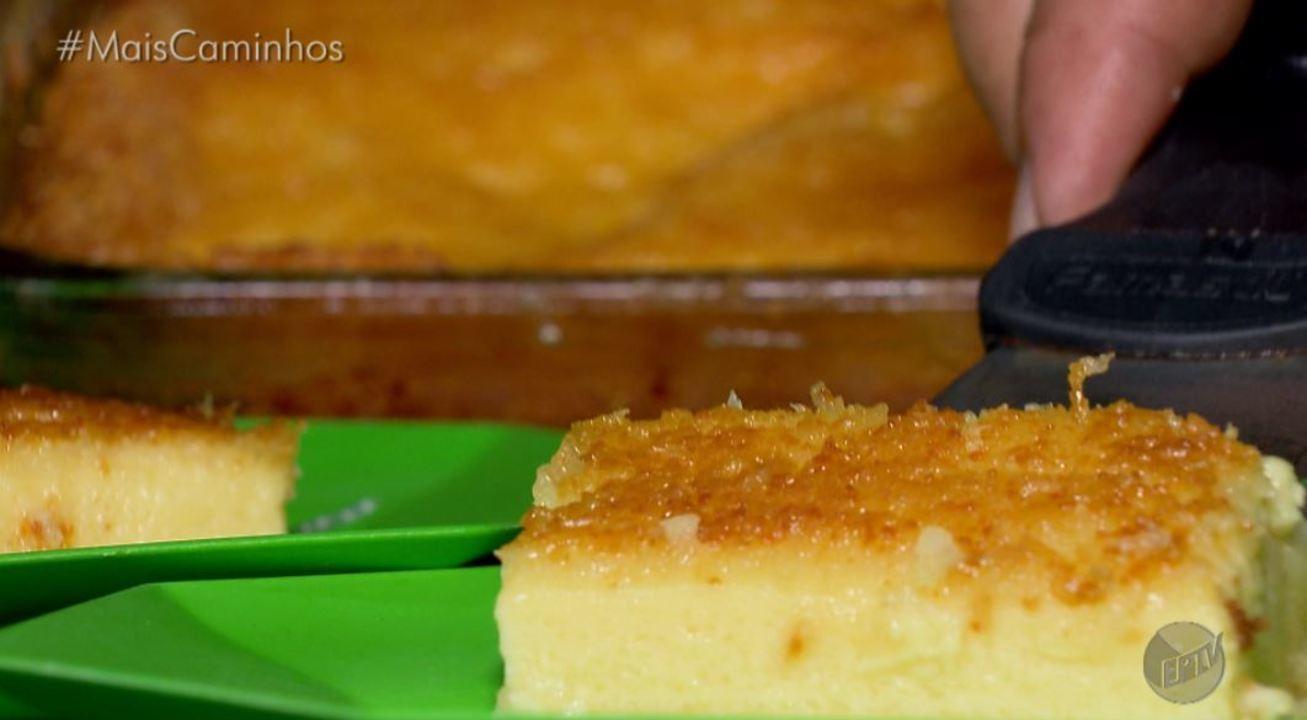 Fernando Kassab traz a receita de 'mané pelado' no quadro 'Segredos da Cozinha'