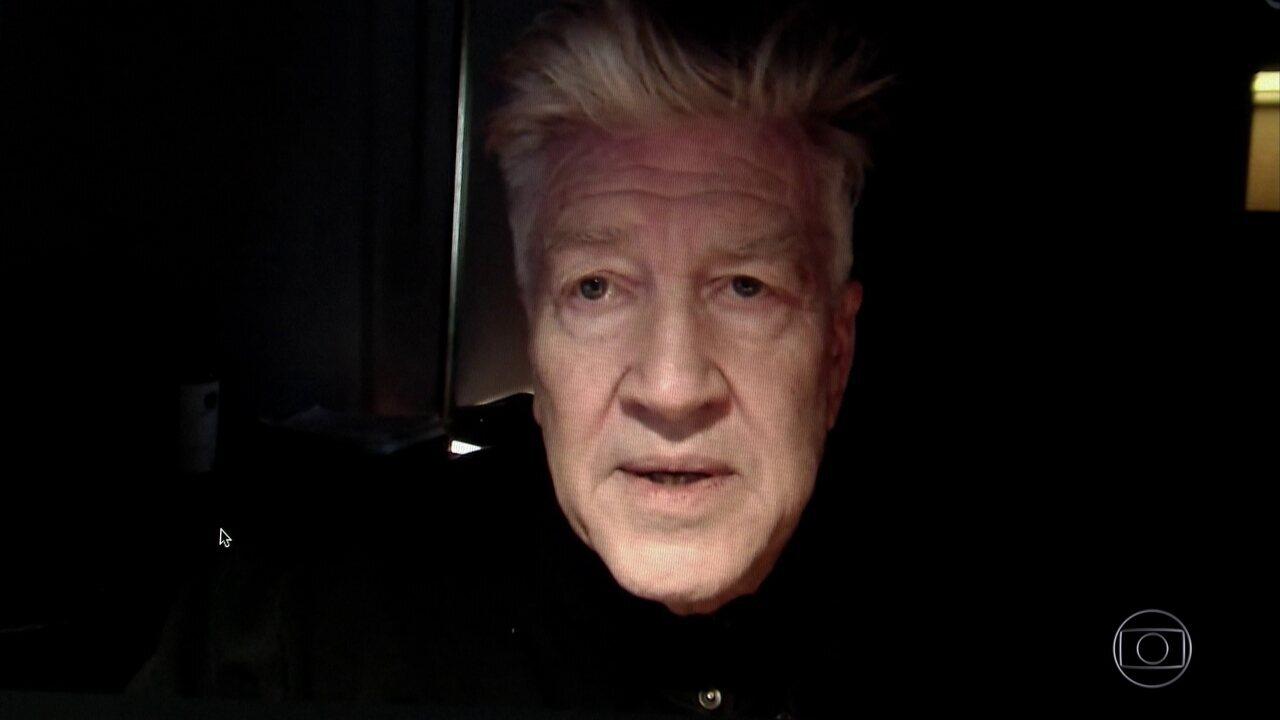 Cineasta David Lynch nunca perdeu uma meditação em mais de 40 anos