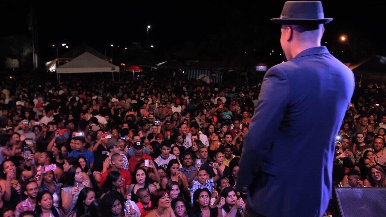 'Viva o Trabalhador' reúne 15 mil pessoas em Araguari
